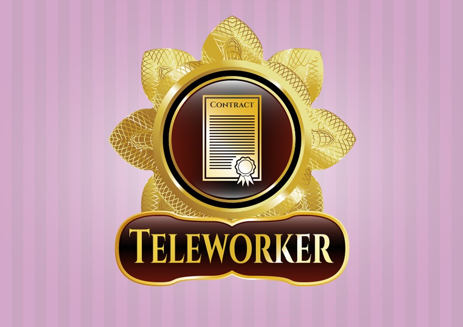 Monroneynews touch and go automating the telework agreement process telework contract platinumwayz